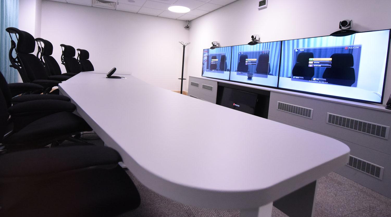 involve meeting room
